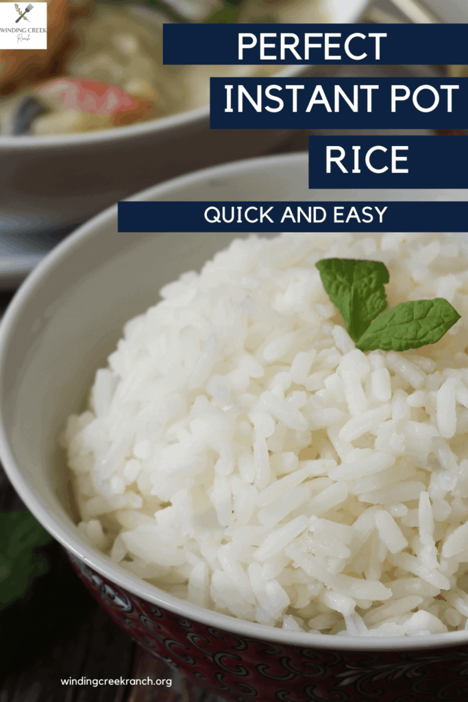 Pressure Cooker Jasmine rice turns out perfect every time, it is so quick and easy, served in a bowl, it is so light and fluffy
