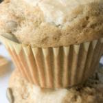 Long pin for pumpkin cream cheese muffins - Starbucks copycat recipe